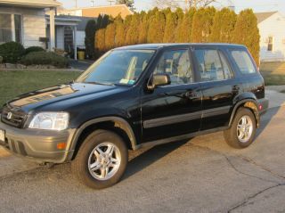 1998 Honda Cr - V Lx Sport Utility 4 - Door 2.  0l photo