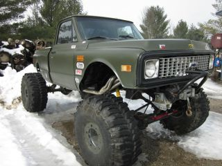 1971 Chevy Off Road Truck photo