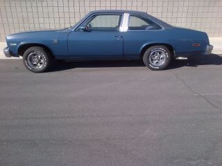 1977 Chevrolet Nova Rally Base Coupe 2 - Door 5.  7l photo