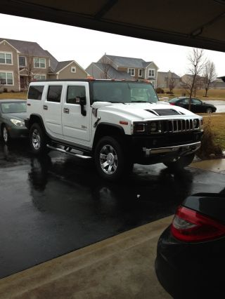 2009 Hummer H2 Absolutely,  Loaded photo