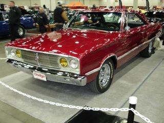1967 Dodge Coronet 440,  W / 500 Hp (fresh From 2013 Autorama) photo