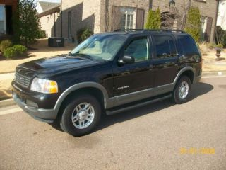 2002 Ford Explorer Xlt Sport Utility 4 - Door 4.  0l photo