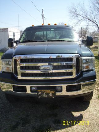 2005 Ford F350 King Ranch Fx4 photo