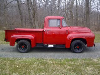 1956 Ford F100. . .  Not53,  54,  55 photo