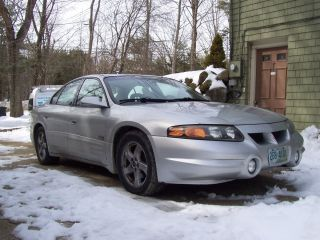 2002 Pontiac Bonneville Ssei Sedan 4 - Door 3.  8l photo