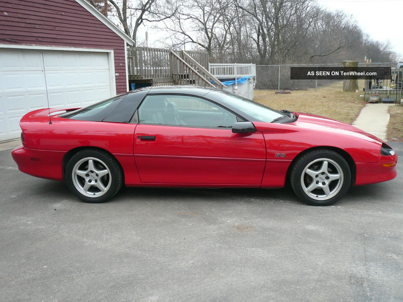 1996 Chevrolet Camaro Reviews And Rating Motor Trend