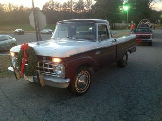 1965 Ford F100 Short Bed Pickup Truck photo