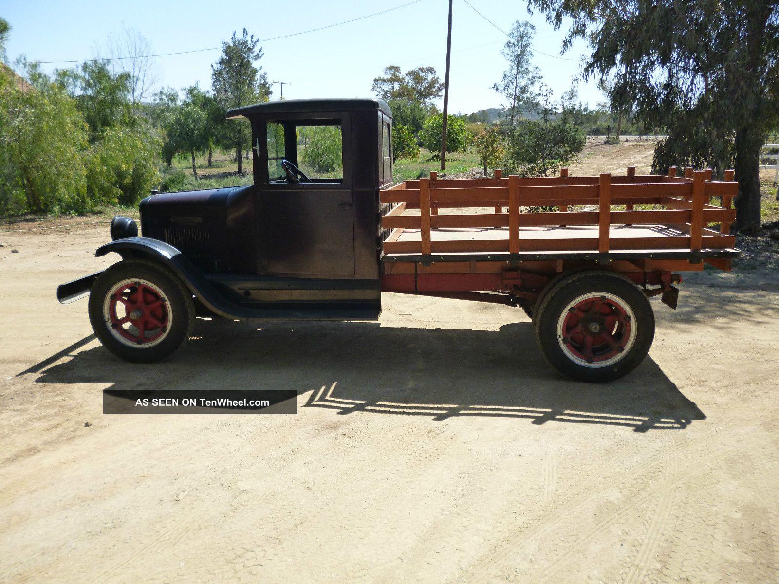 1929 Ihc Truck International 6 Speed Special Antique Truck Other photo