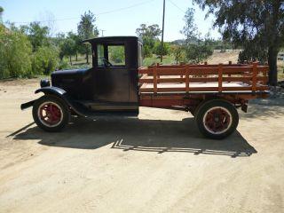 1929 Ihc Truck International 6 Speed Special Antique Truck photo