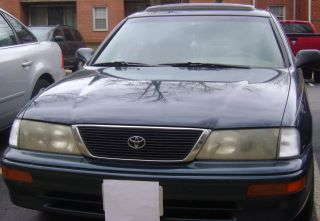1997 Toyota Avalon Xl Sedan 4 - Door 3.  0l photo