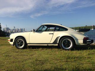 1983 Porsche 911sc photo