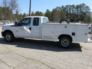 2011 Ford F - 350 Power Stroke Diesel photo