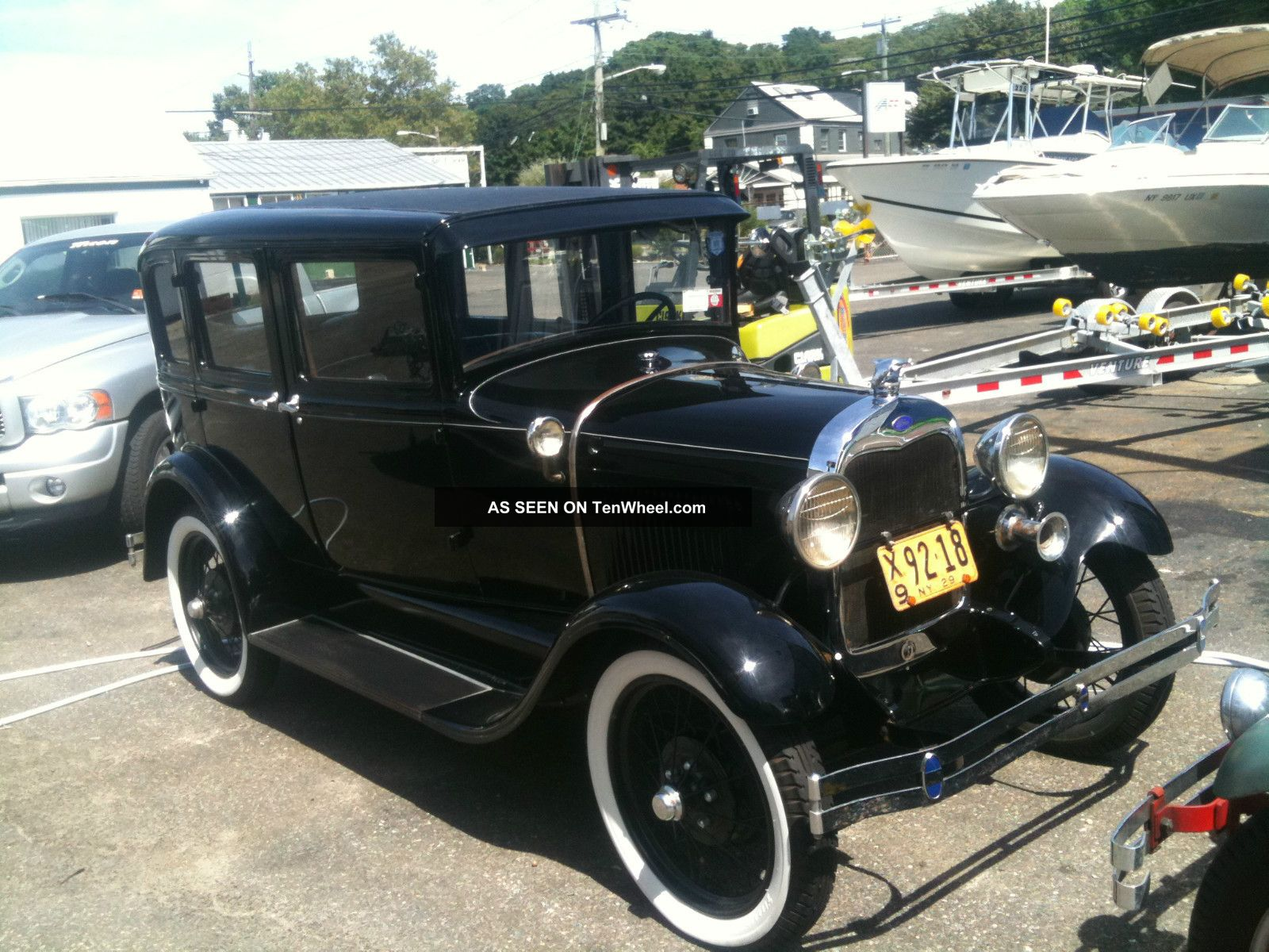 1929 ford sedan for 1929 dodge 4 door sedan