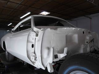 1968 Buick Riviera 2 - Door Pearl White photo