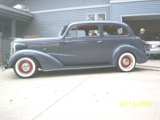 Cars trucks chevrolet other web museum for 1938 chevrolet master deluxe 4 door for sale