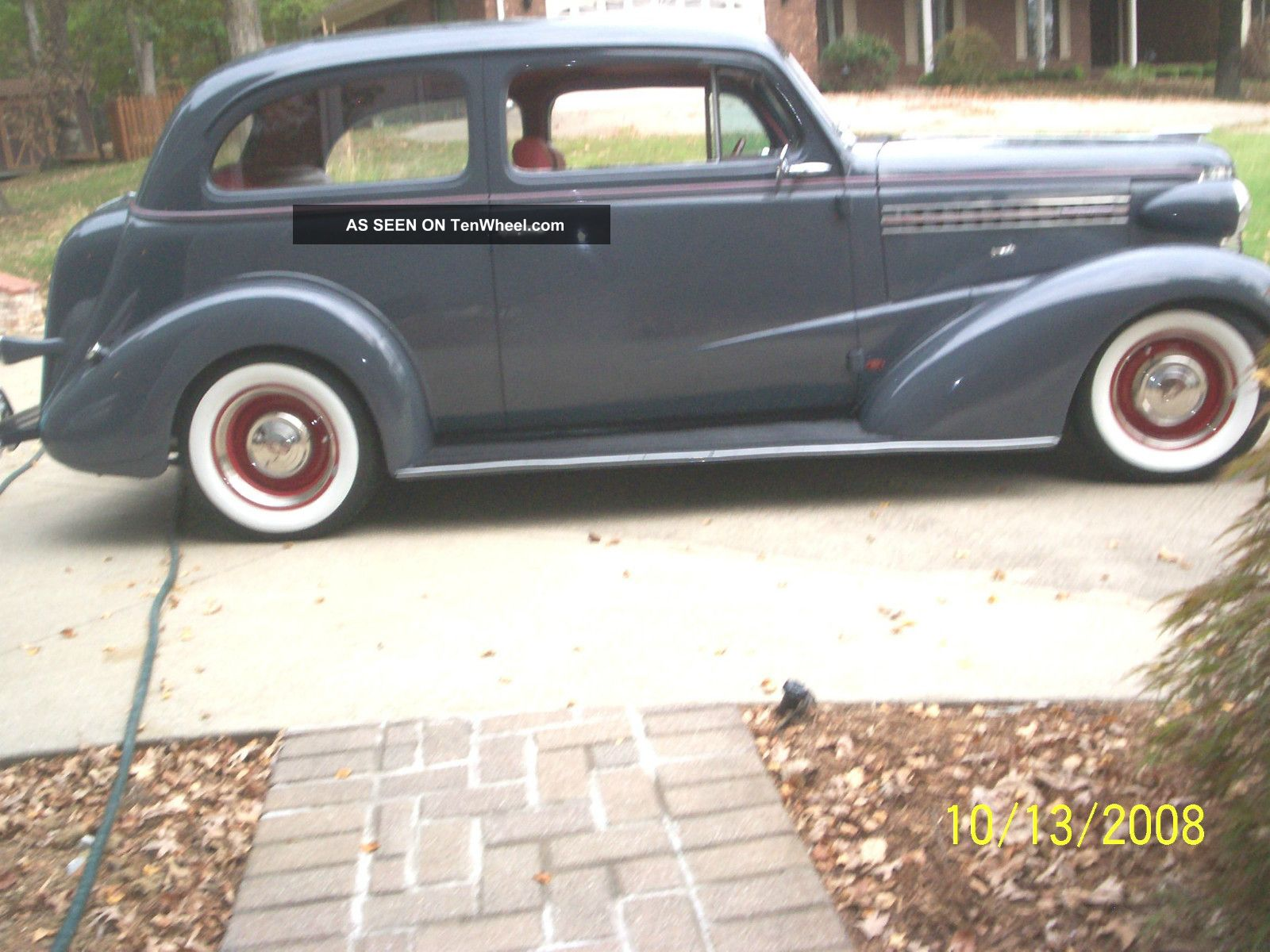 1938 chevrolet master deluxe 2 door sedan street rod for 1938 chevrolet master deluxe 4 door for sale