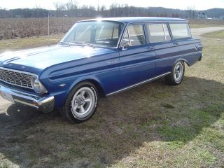 1964 Falcon Wagon photo