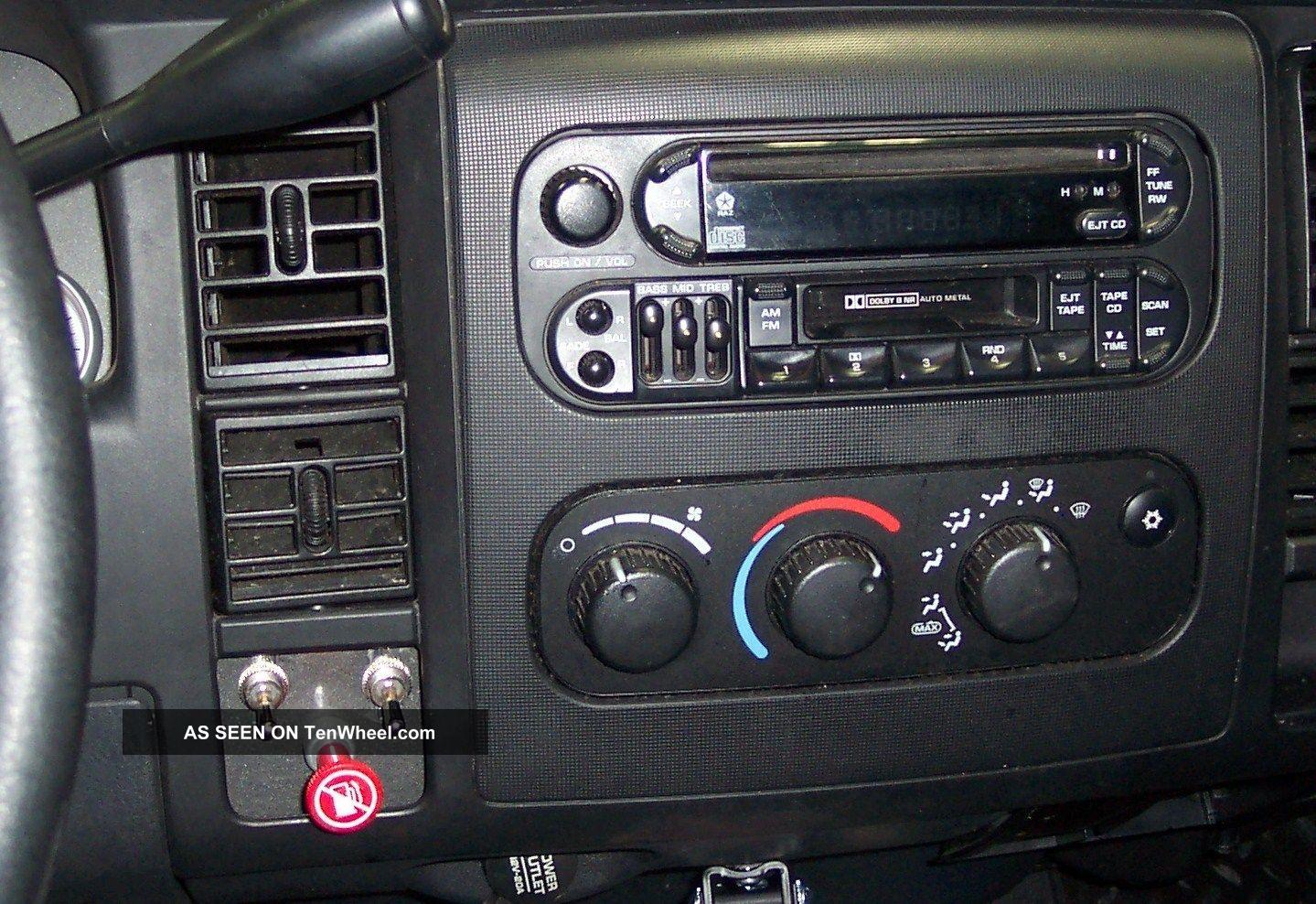 Dodge Dakota Sport Quad Cab Pickup Door Cummins Bt Diesel Twin Turbo Lgw on 4x4 Dodge Dakota R T