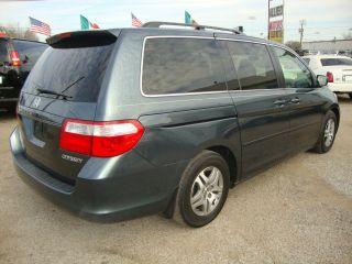 2005 Honda Odyssey Ex Dark Green Runs Perfect Title photo