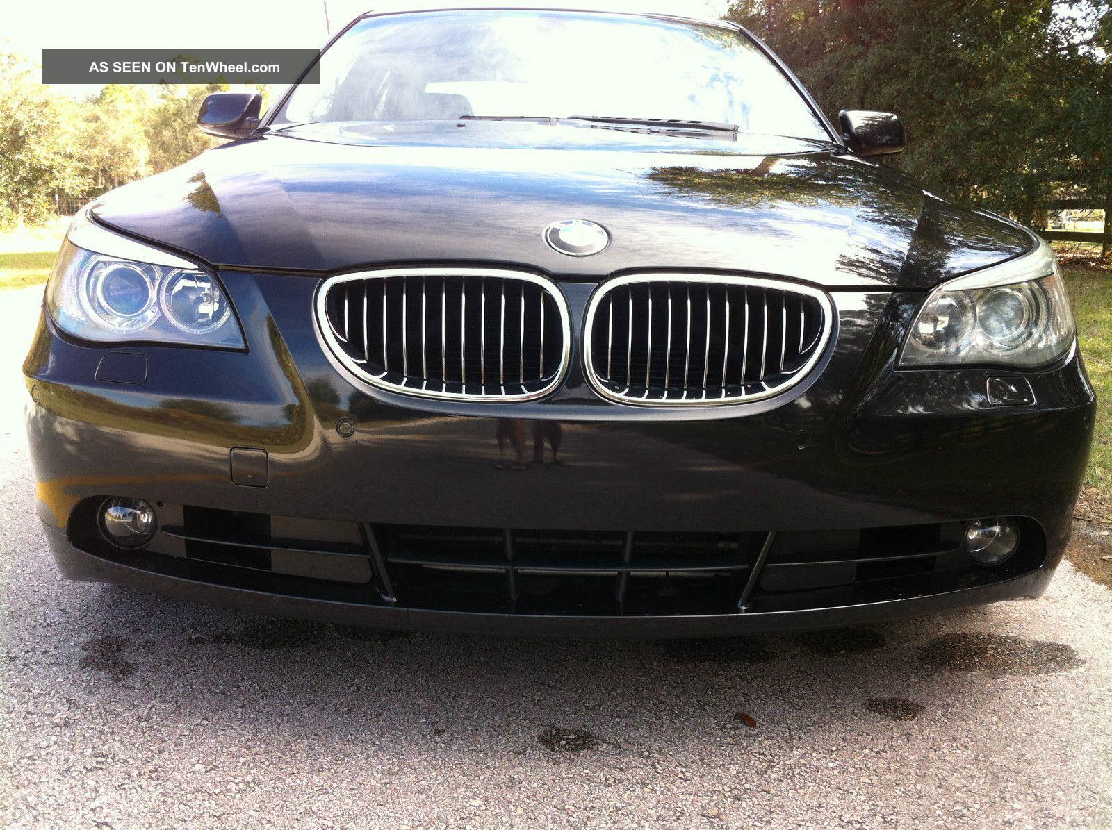 2007 Bmw 550i Sport 19 Quot M Wheels 550 530i 530 M5