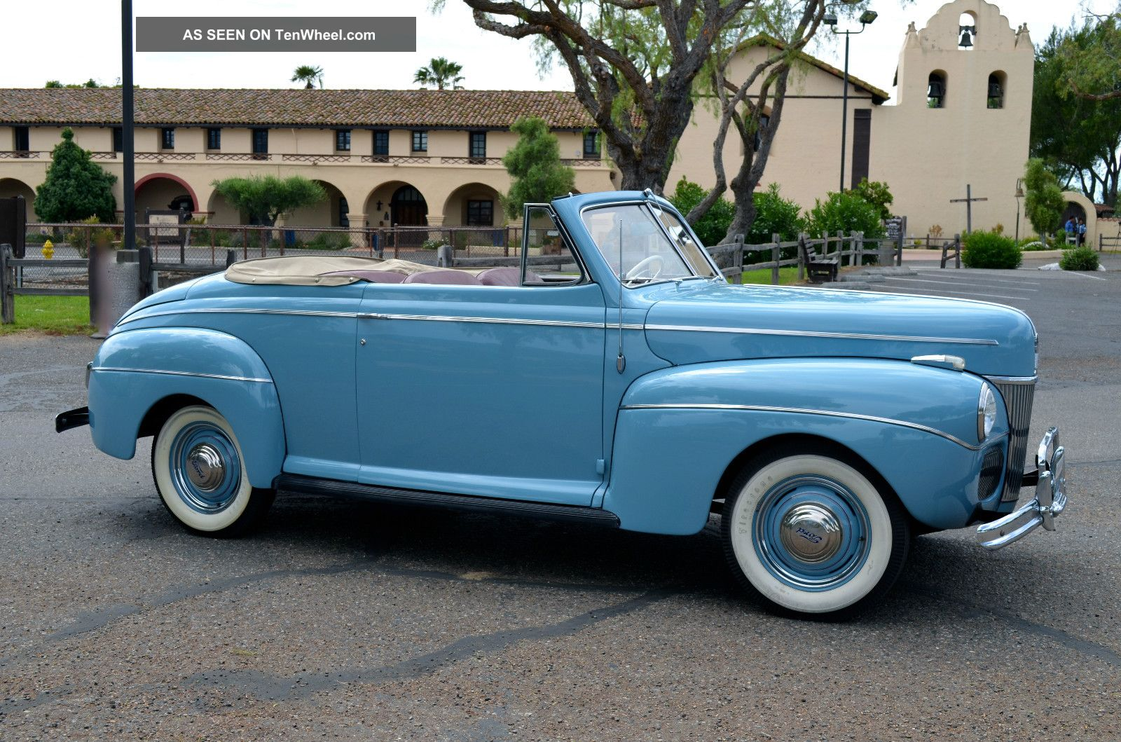 1941 ford deluxe convertible stock by bill harrah   s ca Ford Truck Owners Manual ford model t owners manual pdf