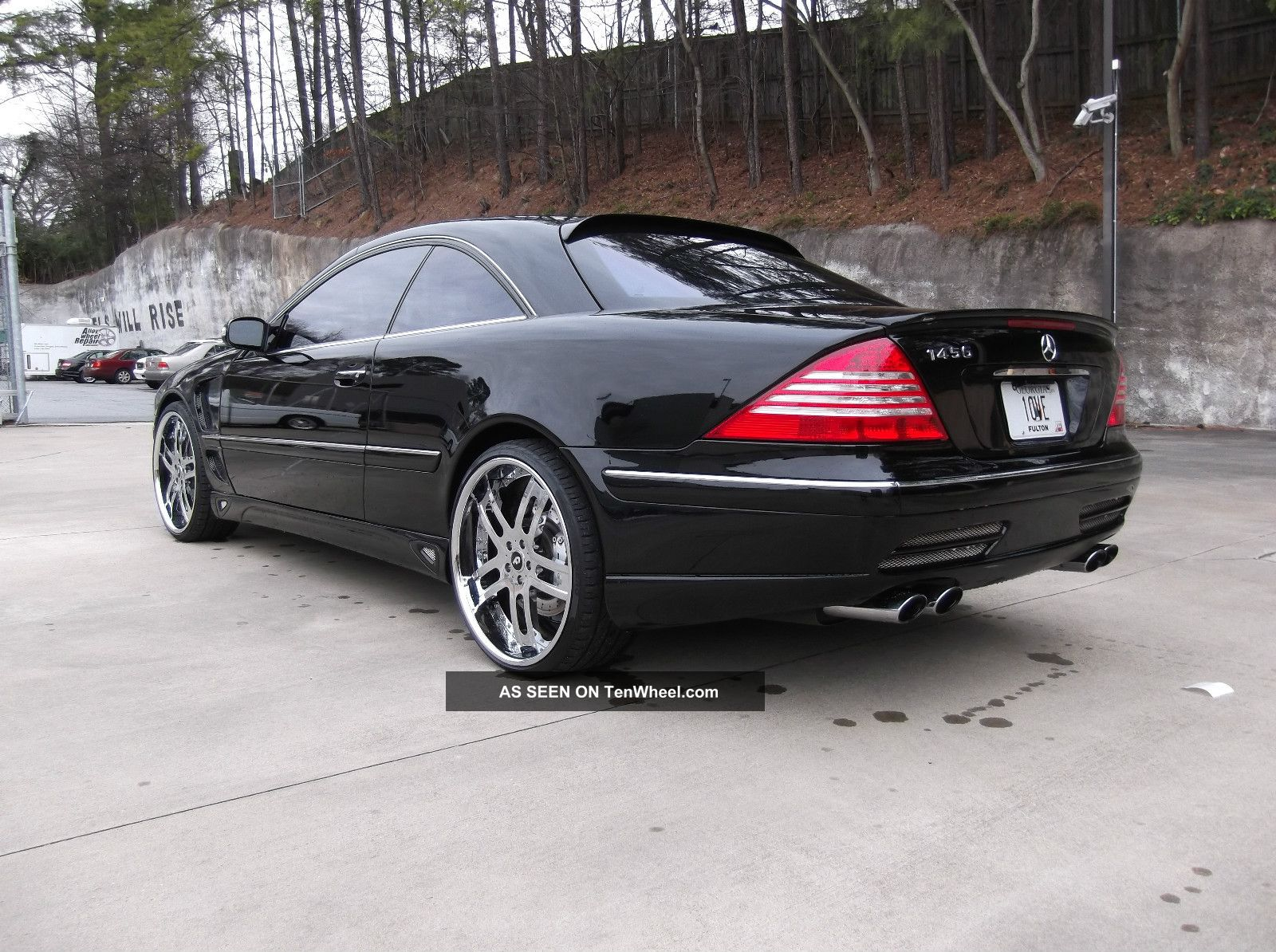 2006 mercedes benz cl65 amg renntech r3 700 hp 900 tq. Black Bedroom Furniture Sets. Home Design Ideas