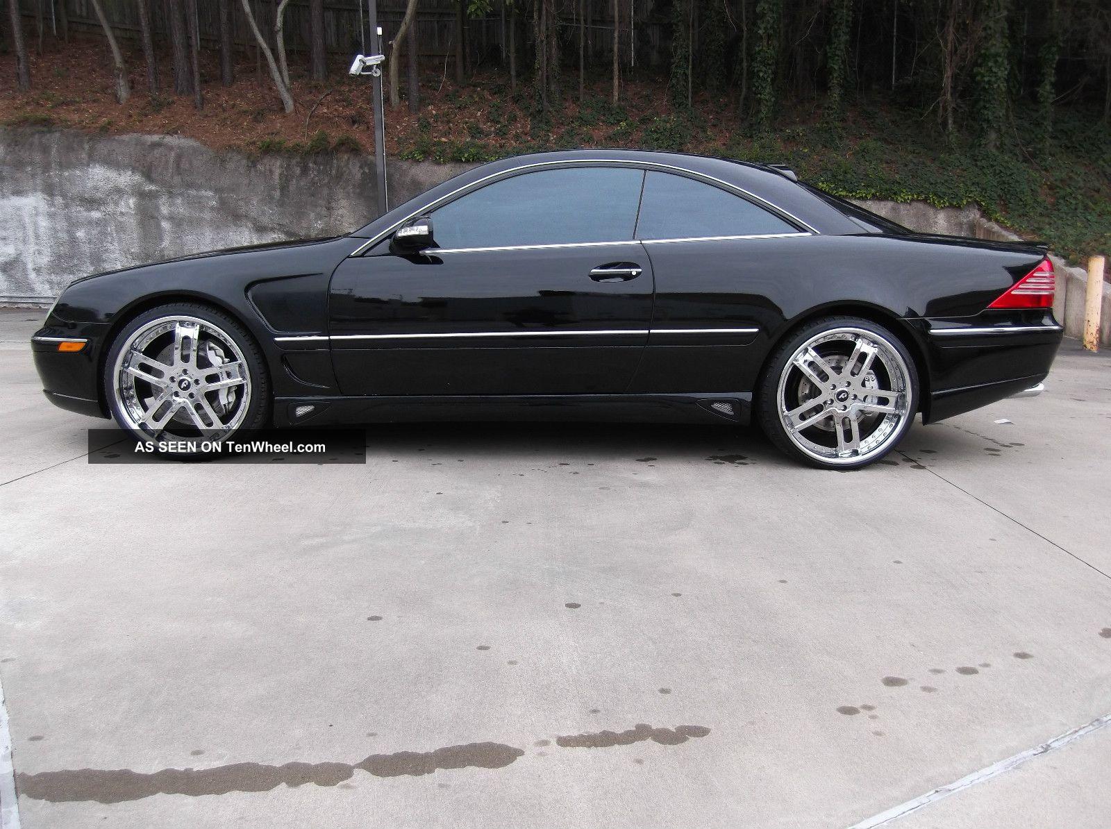 2006 mercedes benz cl65 amg renntech r3 700 hp 900 tq for Mercedes benz cl65