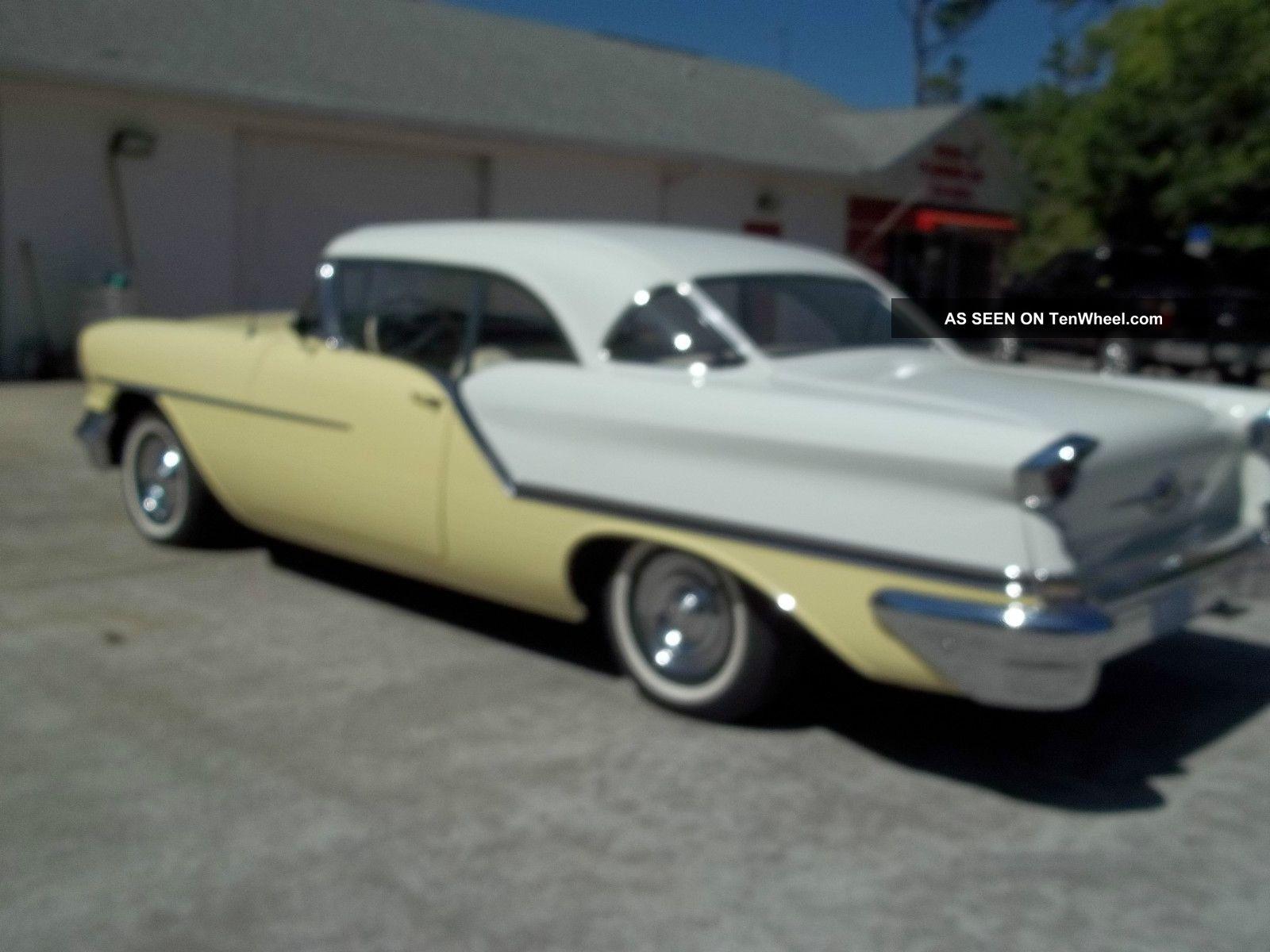 1957 Oldsmobile Golden Rocket