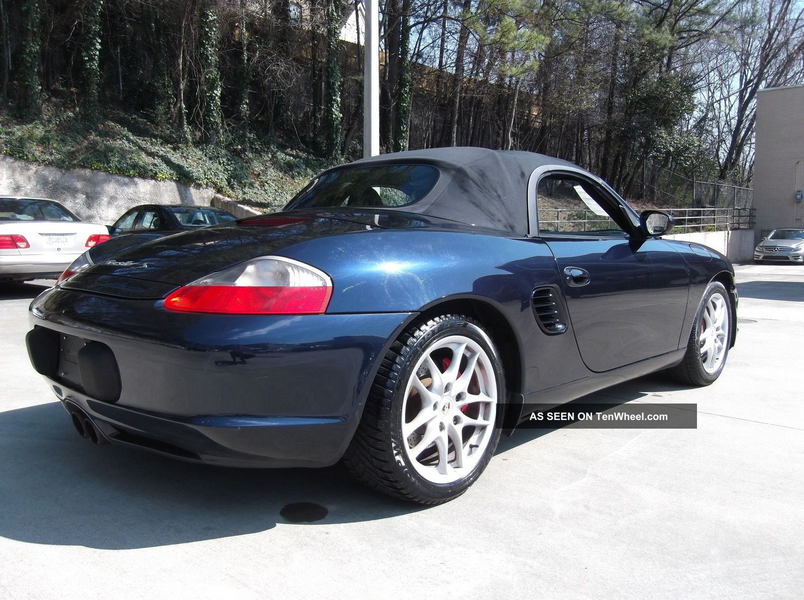 2003 porsche boxster roadster s 3 2l reduced. Black Bedroom Furniture Sets. Home Design Ideas
