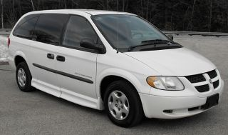 Wheelchair / Handicap Van 2003 Dodge Grand Caravan Se, photo