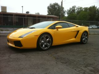 2005 Lamborghini Gallardo Base Coupe 2 - Door 5.  0l photo