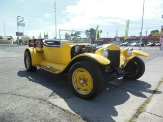 1922 Ford Roadster Flathead V8 photo