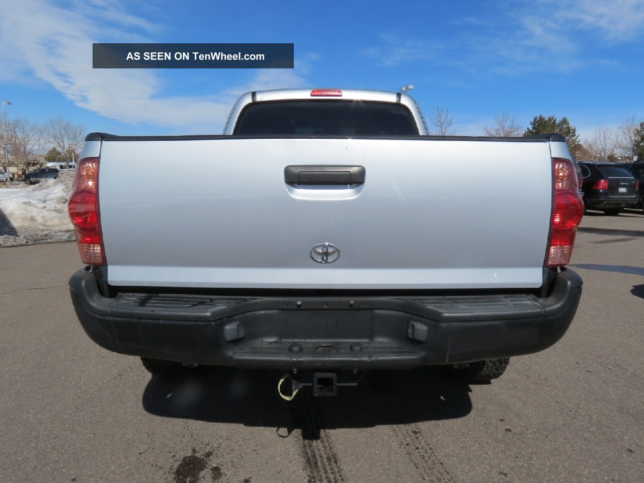 2007 Toyota Tacoma Access Cab 6 Speed 4x4 4. 0 V6 Very All Orig W /