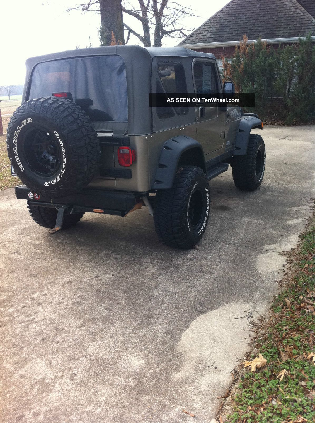 2006 jeep wrangler sport sport utility 2 door 4 0l wheels tires. Black Bedroom Furniture Sets. Home Design Ideas