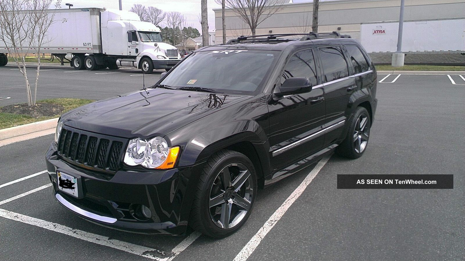 2008 jeep grand cherokee srt8 30k in extras nicest srt on ebay grand. Cars Review. Best American Auto & Cars Review
