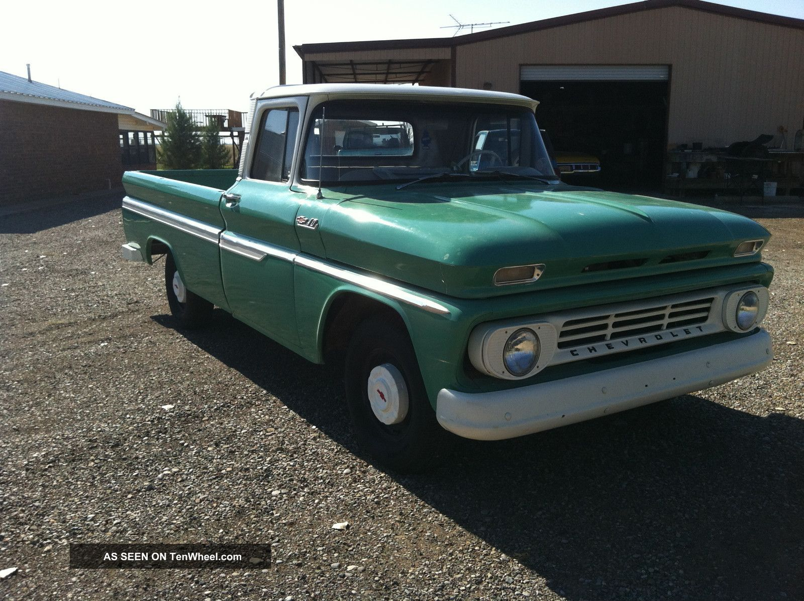 1962 Chevy C10 Truck.html | Autos Post