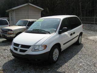2006 Dodge Caravan Base Mini Cargo Van 4 - Door 3.  3l C / V Not Chevy Or Ford photo