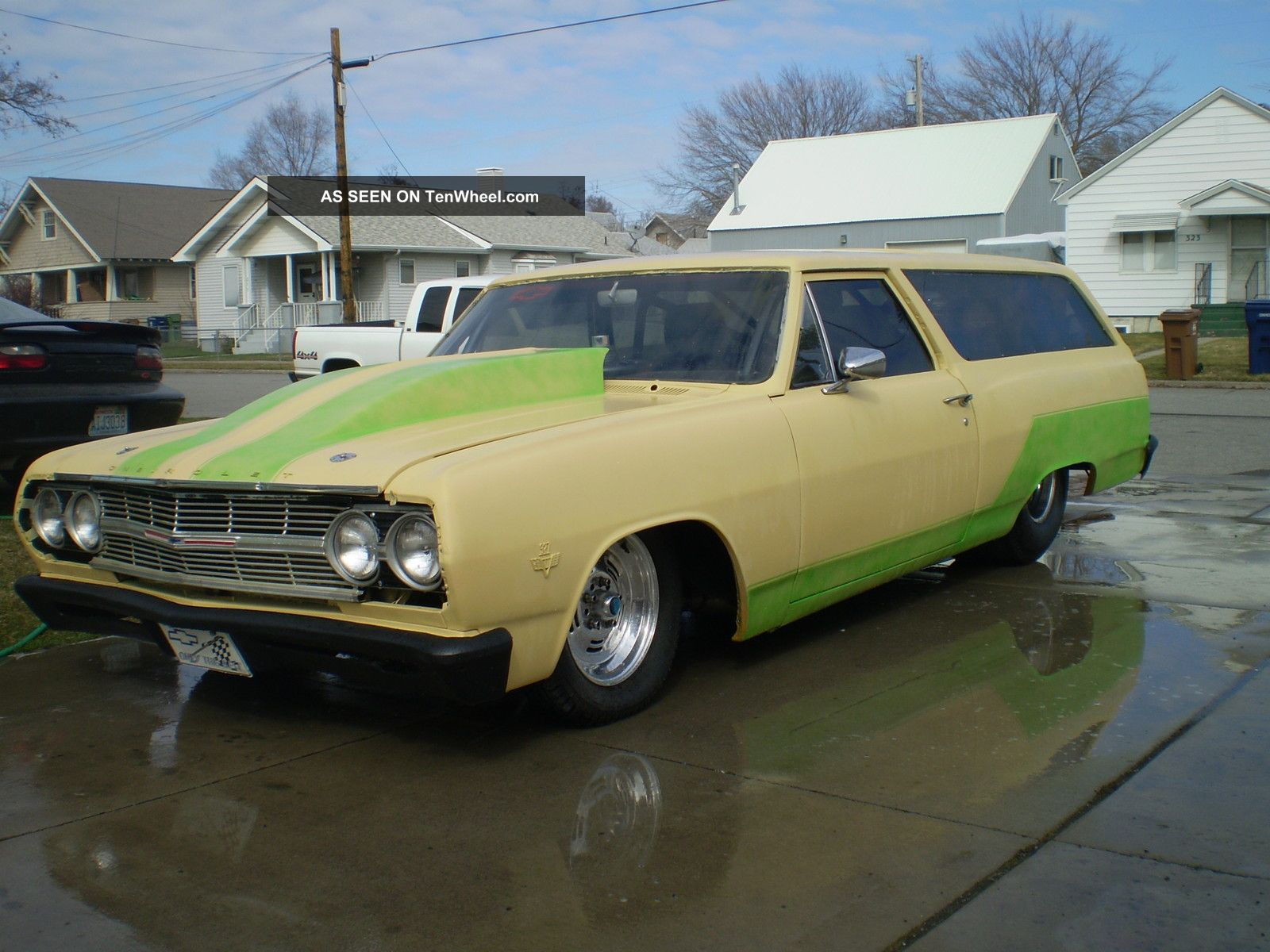 1965 Chevelle 2 Door Wagons For Sale Autos Post
