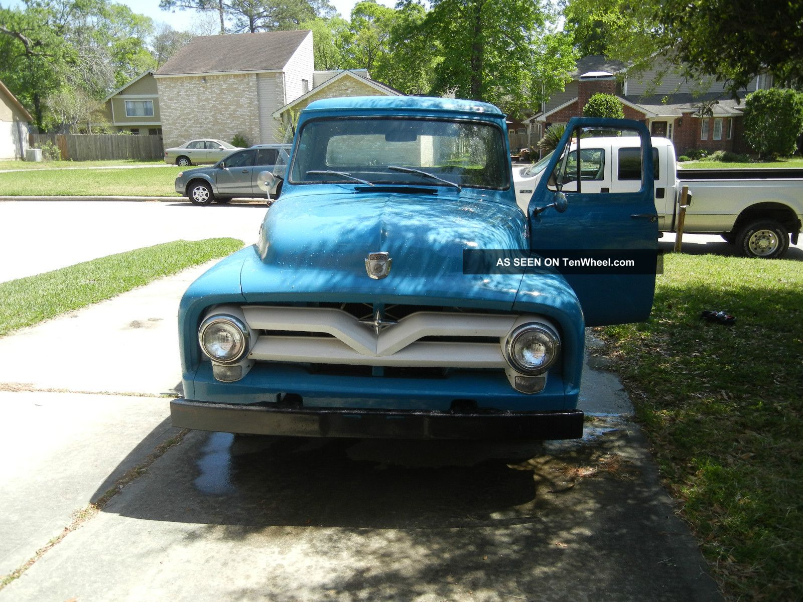 1955 Ford F100 Nearly