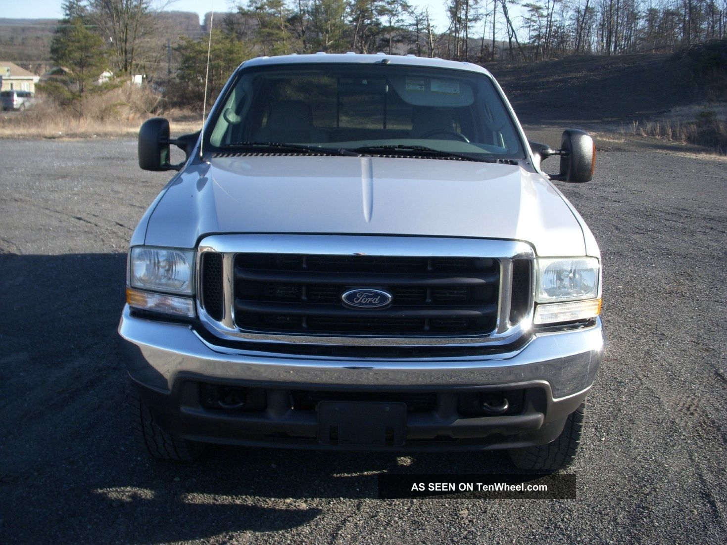 2004 Ford F350 4x4 Crew Cab Long Bed
