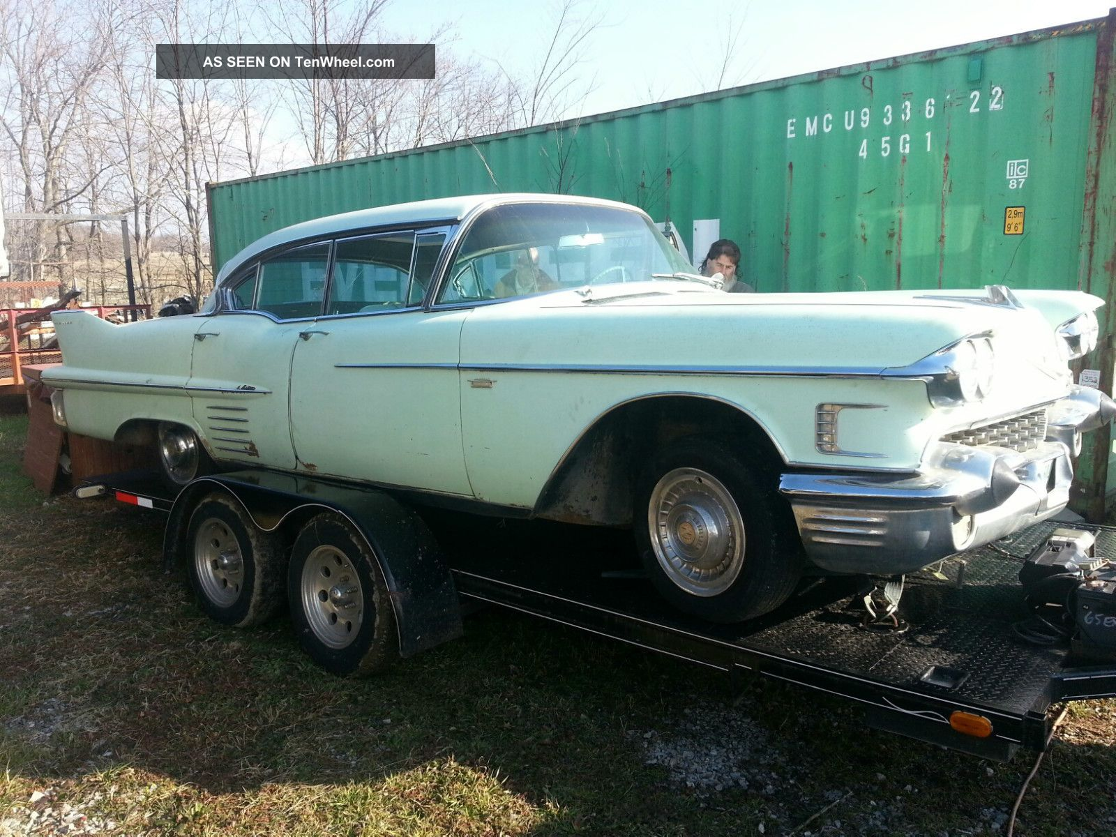 1958 Cadillac 62 Series Vintage Other photo