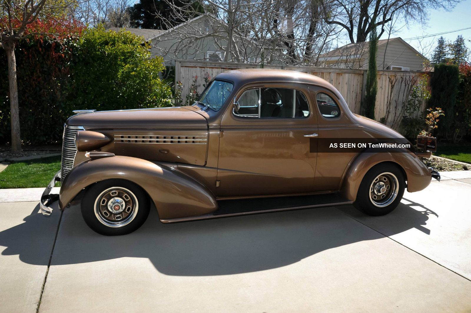 1938 Chevrolet Business Coupe Other photo 5