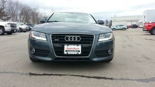2009 Audi A5 Quattro Base Coupe 2 - Door 3.  2l photo