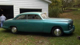 1949 Lincoln Coupe photo