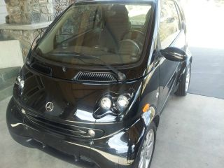2005 Mercedes Smart Car photo