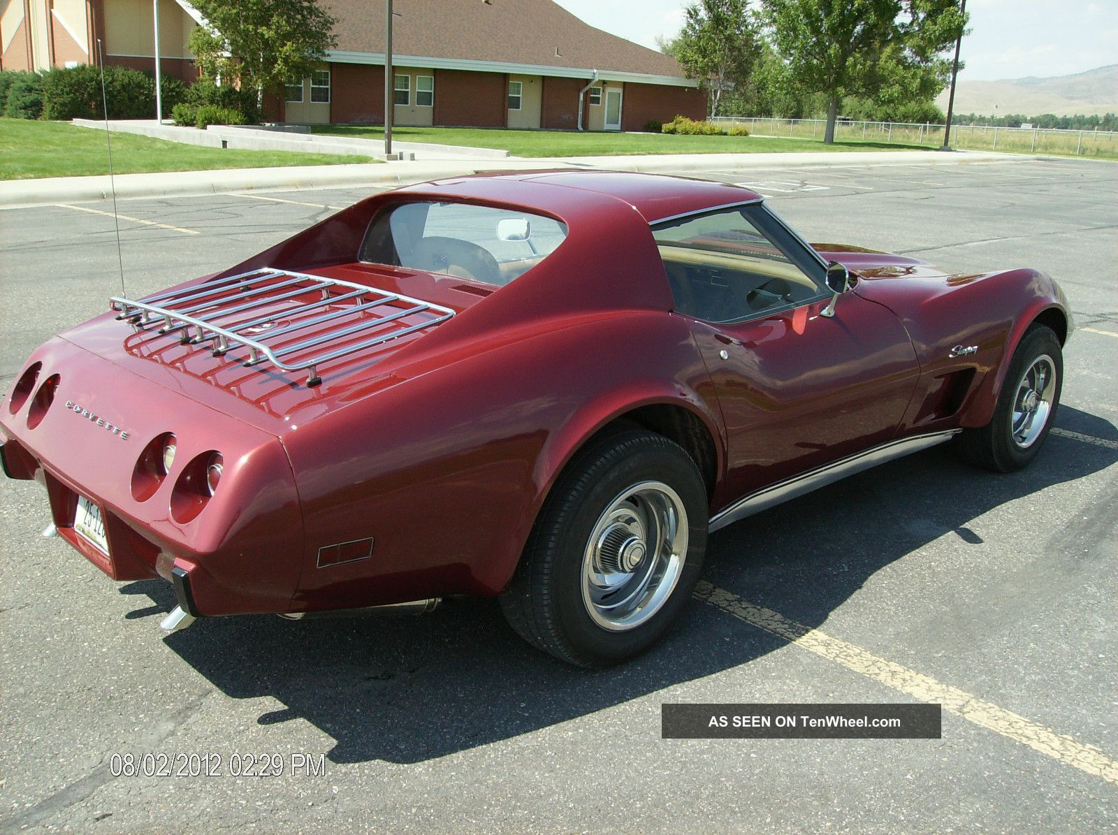 1975 corvette stingray corvette photo 3. Cars Review. Best American Auto & Cars Review