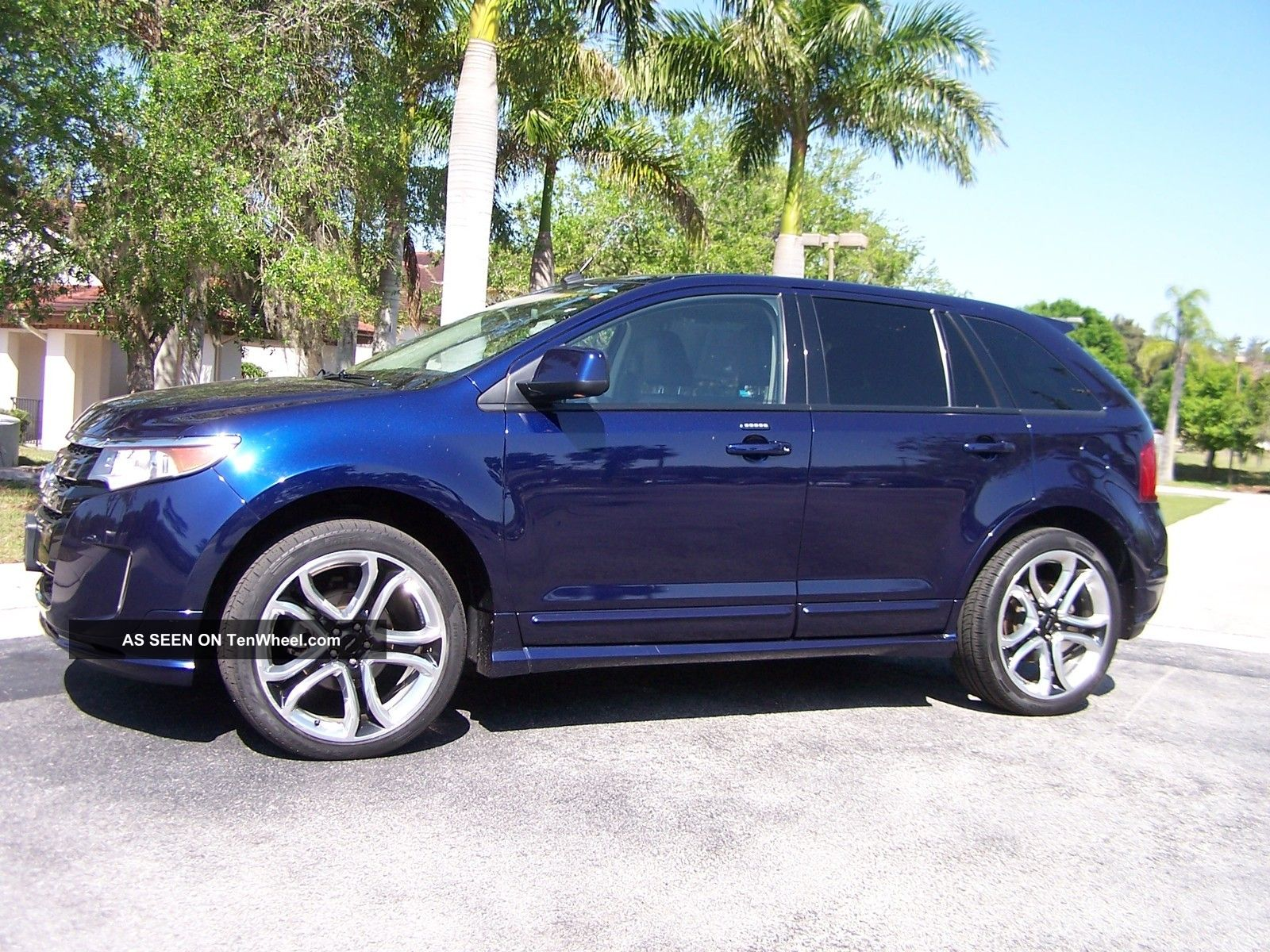 2011 ford edge sport all wheel drive awd pano roof remote start 26k m. Black Bedroom Furniture Sets. Home Design Ideas