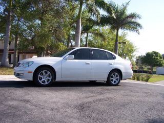 2004 Lexus Gs300 Florida Car All Service Records No Accidents 94k Mile photo
