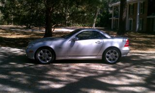 2004 Mercedes Slk Special Edition photo