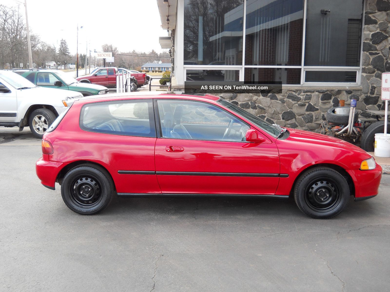 1993 honda civic hatchback - photo #11